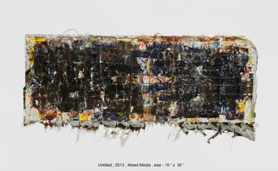 Sanjay sawant, 'Untitled', 2013