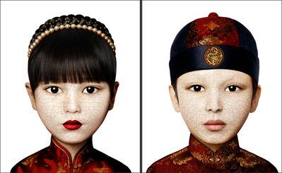 Drew Tal, 'Porcelain Dynasty', 2015
