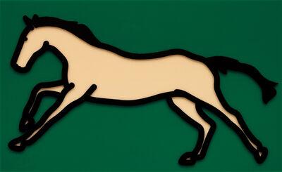 Julian Opie, 'Galloping Horse 2', 2013