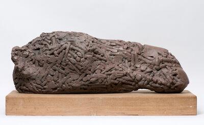 Khazaal Al Qassaf, 'Camel's Head', 1999