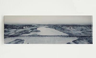 Saba Qizilbash, 'New bridge over Ravi', 2020