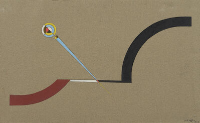 Nicolas Schoffer, 'Composition'