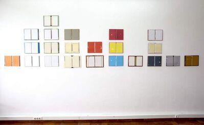 Marilá Dardot, 'Minha Biblioteca Bengalesa', 2017