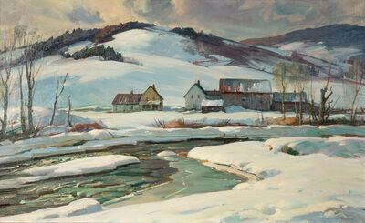 Aldro Thompson Hibbard, 'Vermont Homestead', 20th Century