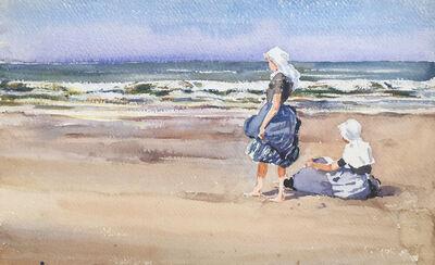 Florence Robinson, 'Holland, Domburg', ca. 1920