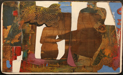 Tomas Watson, 'Two Women--Chora, Andros', 2013