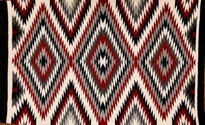Navajo artist, 'Navajo rug', 2019