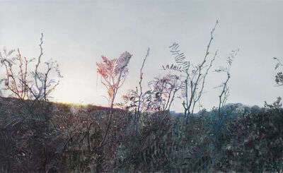 Vibeke Slyngstad, 'Big Bend IV', 2018