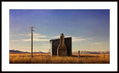 John Toomer, 'Telegraph Hut - Tekapo Backcountry', 2020