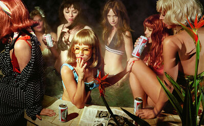 Alex Prager, 'Susie and Friends from The Big Valley', 2008