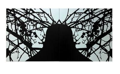 Richard Marti-Vives, 'Platanes en hiver', 2016