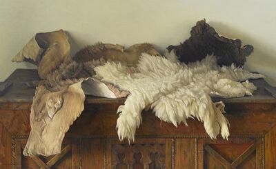 Claudio Bravo, 'Pieles de camello y cordero / Camel and Lamb Skins', 2004