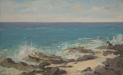 Nicolas Saleem Macsoud, 'Rocks and Waves, Bermuda', Date Unknown