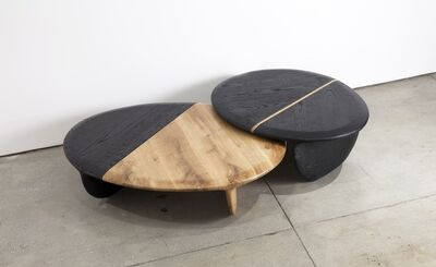 Gal Gaon, 'Nesting Side Tables', 2017