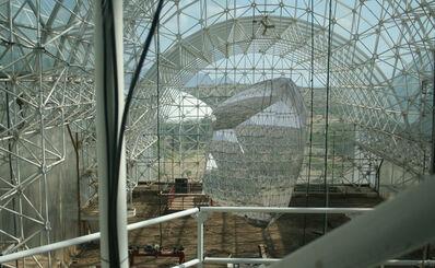 Brookhart Jonquil, 'Biosphere Displacement Prism', 2011