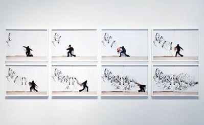 Robin Rhode, 'Vultures', 2012