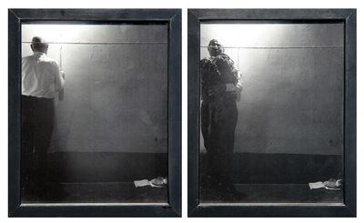 Michele Zaza, 'Mito e Dissoluzione', 1974