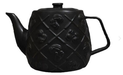 KAWS, 'Black Teapot', 2021