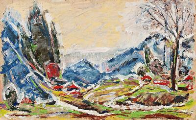 Roger Kemp, '(Landscape)', 1935-1940