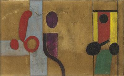 Willem de Kooning, 'Untitled', 1937-1939