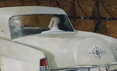 Julio Larraz, 'Critical Moment', 1995