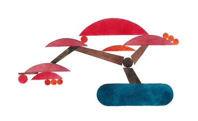 Chris Bogia, 'Bonsai (Left Leaning Maple)', 2019