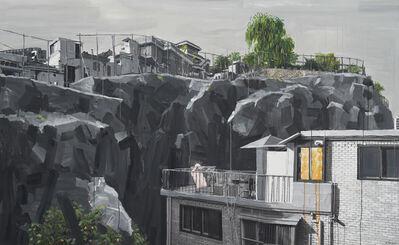 Honggoo Kang, 'Study of Green-Seoul-Vacant Lot-Changshin-dong 2', 2019