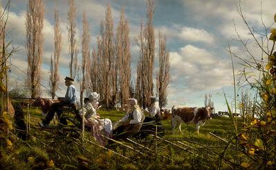 Marcelo Tinoco, 'Tolstoi (1900 Series, belle epoque rural)', 2014