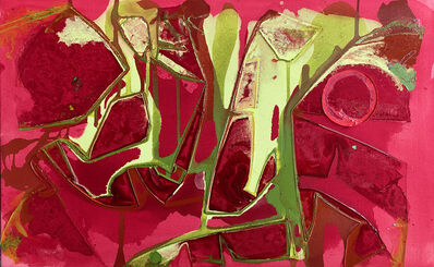 Jeffrey Kurland, 'Alizarin Gardens', 2019