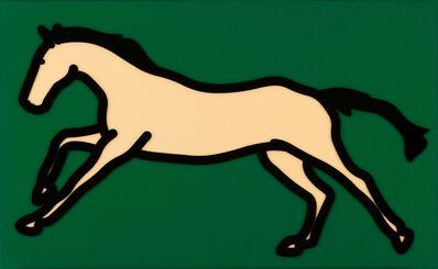 Julian Opie, 'Galloping Horse2 3/35', 2013