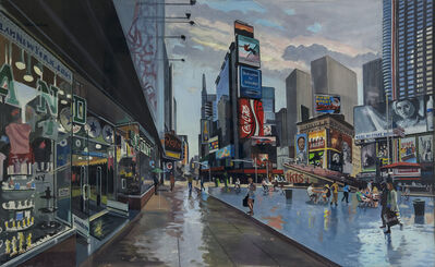 Robert Neffson, 'Study for Times Square', 2012
