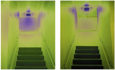 Catherine Yass, 'Stairs 1998', 2002
