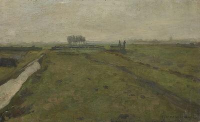Piet Mondrian, 'Paysage près d'Amsterdam'