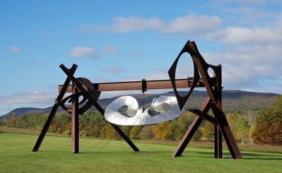 Mark di Suvero, 'Beethoven's Quartet', 2003