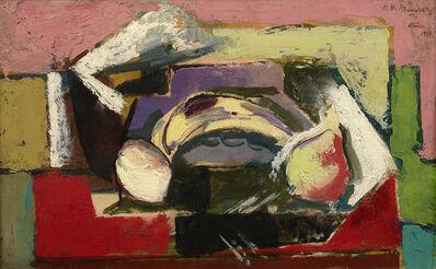 Alfred H. Maurer, 'Cubist Fruit Still Life', ca. 1930