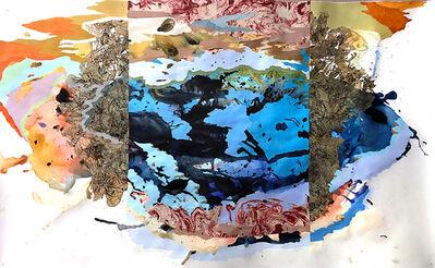 Katherine Tzu-Lan Mann, 'Solitary Geyser', 2019