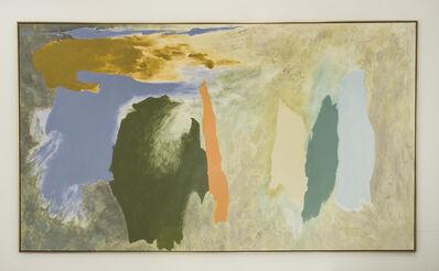 Friedel Dzubas, 'Bellarmin', 1976