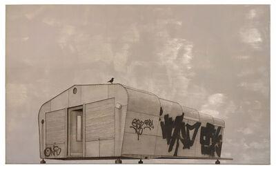 Hendrik Krawen, 'Offene Tür geschlossene Fenster', 2017