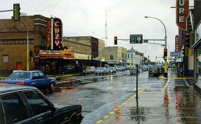 Davis Cone, 'Cozy/Rainy Day', 2012