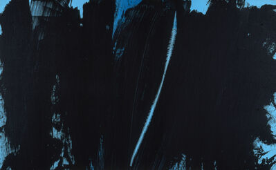 Hans Hartung, 'T1982-U27', 1982
