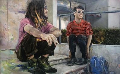 Reinier Gamboa, 'Gyr and Eli', 2007