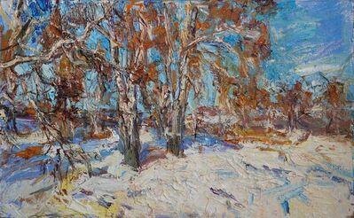 Ulrich Gleiter, 'Birches', 2016