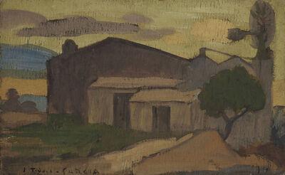 Joaquín Torres-García, 'La casa', 1914