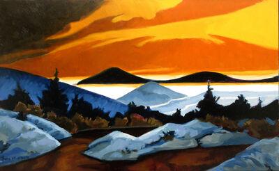 Philip Koch, 'Yellow Arcadia II', 2009