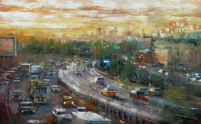 Mark Lague, 'New York City Skyline', 2020