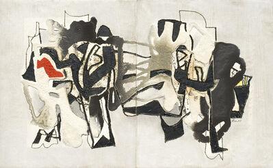 Adriano Piu, 'Battaglia Mitologica', 2007