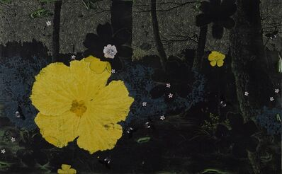 Fu Tso Hsin, 'Fleur et Papillon 綠野仙蹤 ', 2020