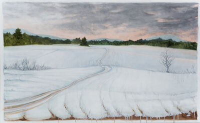 Marguerite Robichaux, 'Winter Field', 2019