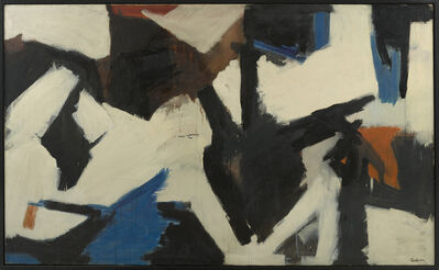 Judith Godwin, 'Into the Depth', 1957