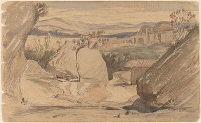 Elihu Vedder, 'Orte', ca. 1887